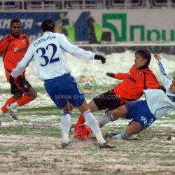 O futebol na Ucrânia 2