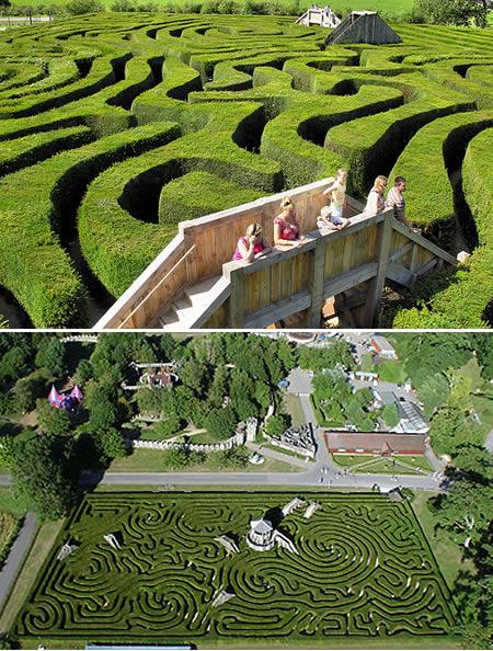 Labirinto longheat