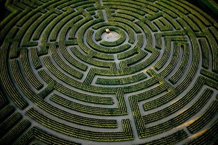 Labirinto Reignac-sur-Indre