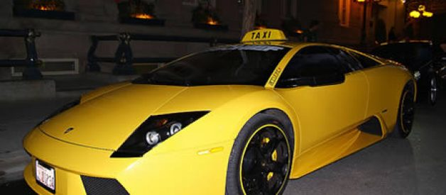 12 tipos de taxis bizarros