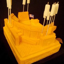 13 espantosas estátuas de queijo 13