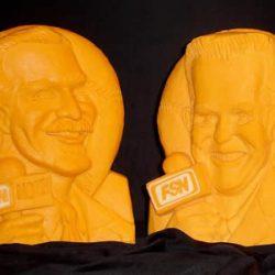 13 espantosas estátuas de queijo 11
