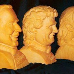 13 espantosas estátuas de queijo 3