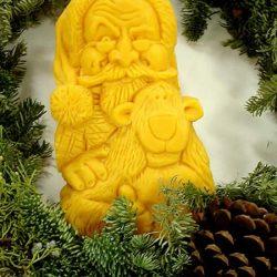 13 espantosas estátuas de queijo 7