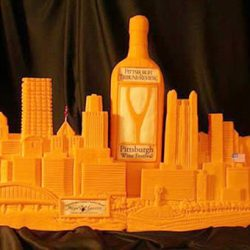 13 espantosas estátuas de queijo 10