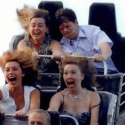 As 12 fotos de montanhas russas mais hilariantes 12