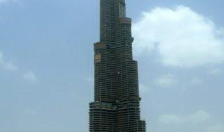 Burj Dubai - O prédio mais alto do mundo 2