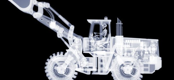Nick Veasey – O fotografo do raio x
