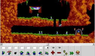 Os lemmings - Um jogo clássico 5