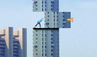 10 publicidades inteligentes em edifícios 7