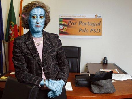 Avatar em português 4