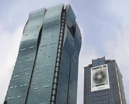 10 publicidades inteligentes em edifícios 4