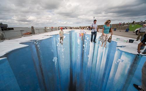 Ilusão de óptica - Idade do Gelo 2