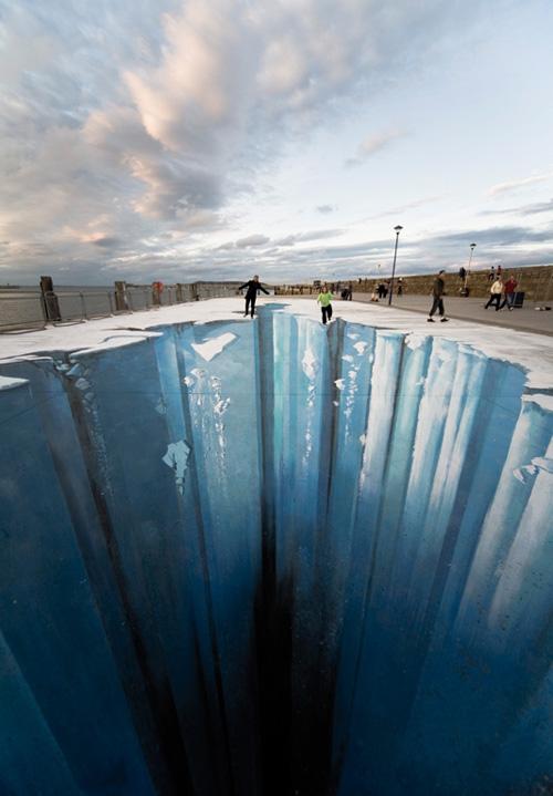 Ilusão de óptica - Idade do Gelo 3