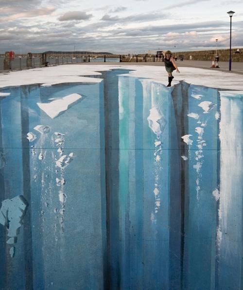Ilusão de óptica - Idade do Gelo 4