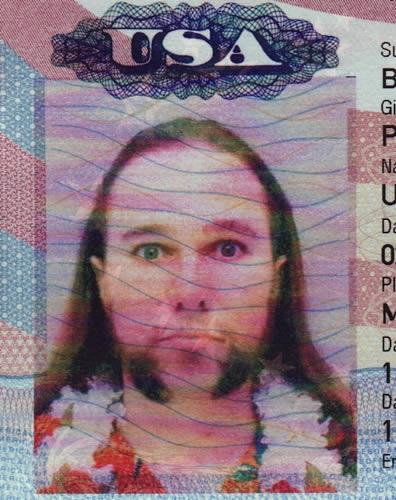 Os cartões de identificação mais bizarros 2