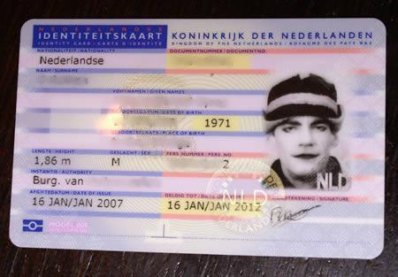 Os cartões de identificação mais bizarros 3