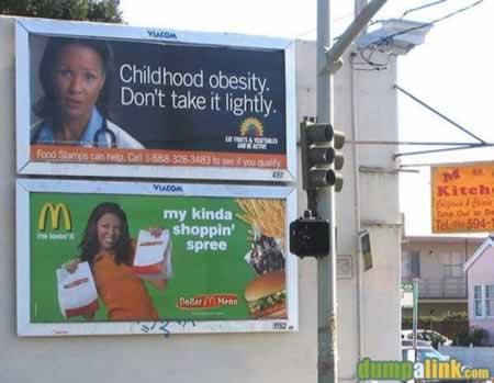 Publicidade fails 5