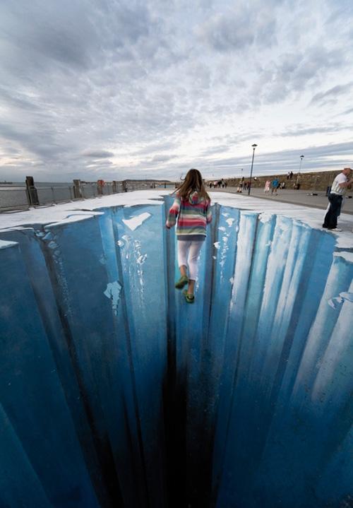 Ilusão de óptica - Idade do Gelo 1