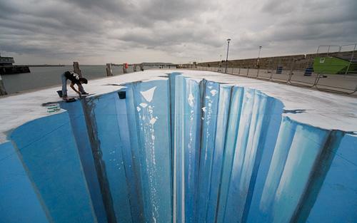 Ilusão de óptica - Idade do Gelo 8
