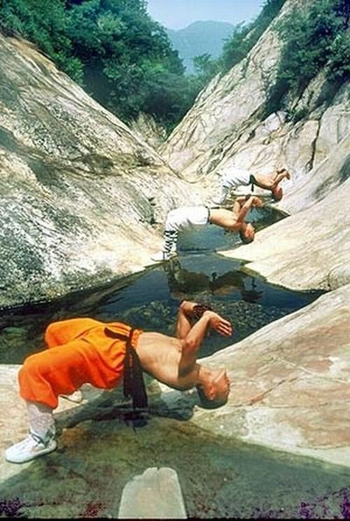 Os Monges de Shaolin 2