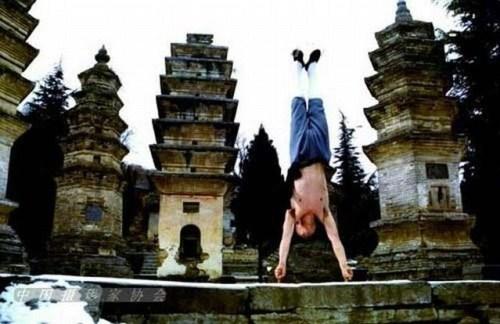 Os Monges de Shaolin 3