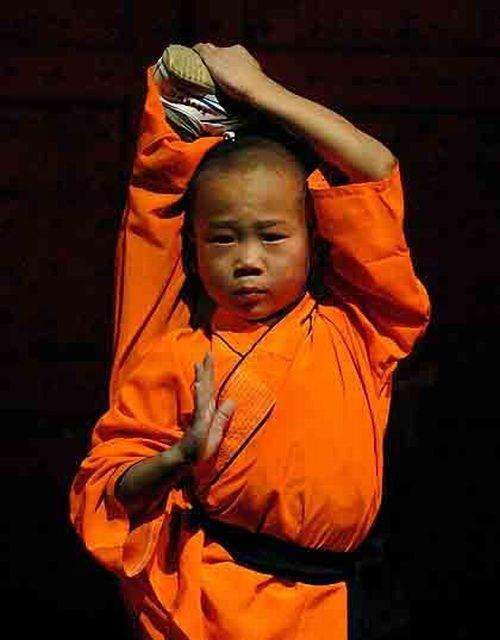 Os Monges de Shaolin 9