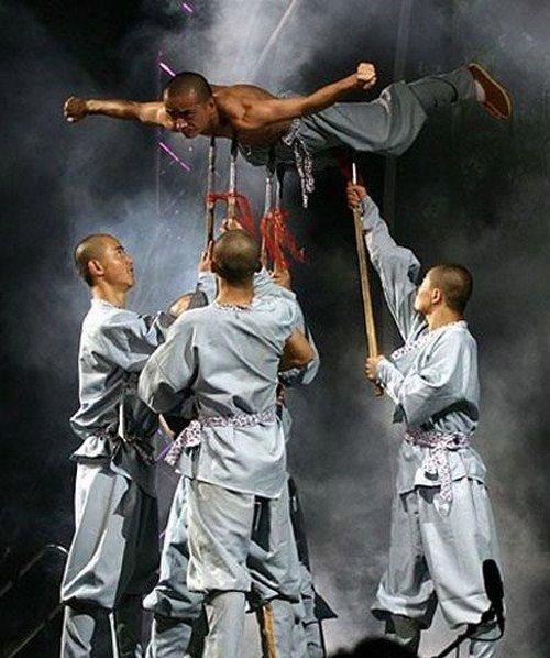 Os Monges de Shaolin 14