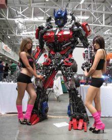 Transformers reais