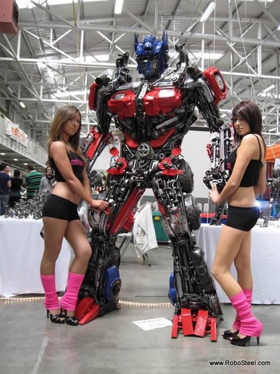 Transformers reais 1