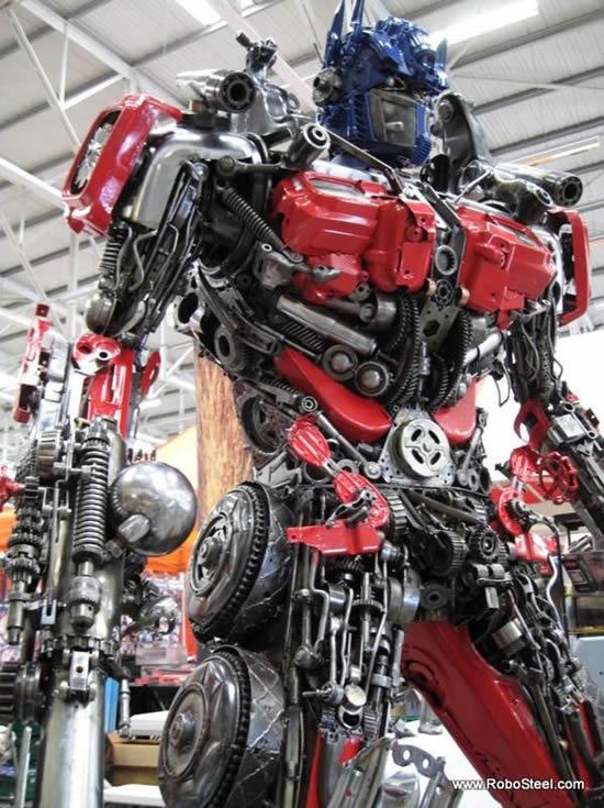 Transformers reais 2
