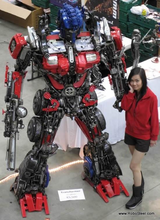 Transformers reais 4
