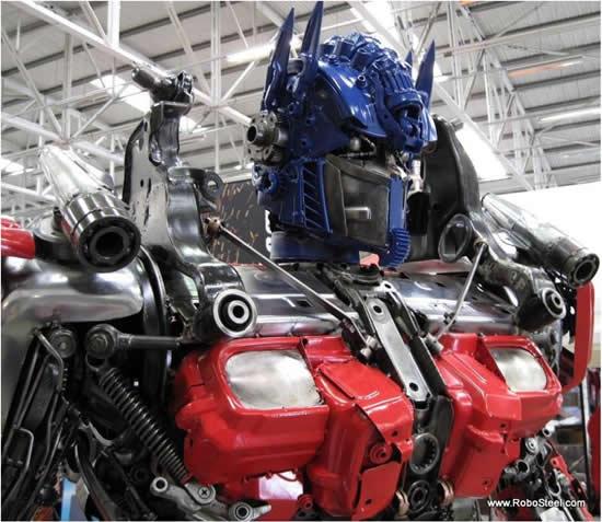 Transformers reais 6