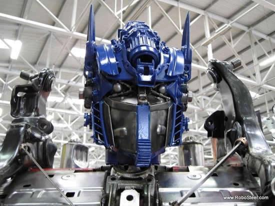 Transformers reais 7
