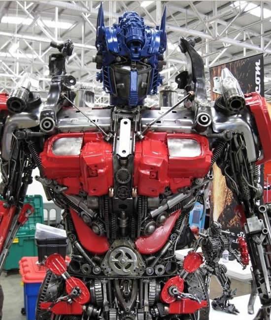 Transformers reais 8