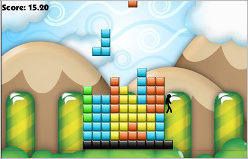 Tetris'D 3