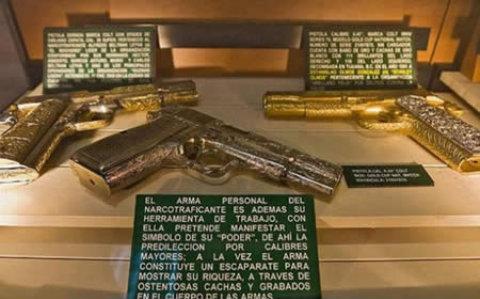 Museu do tráfico no México 2