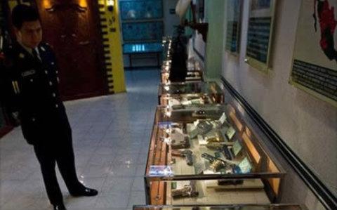 Museu do tráfico no México 3