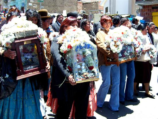 Dia das Caveiras na Bolívia 10
