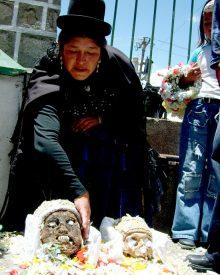 Dia das Caveiras na Bolívia