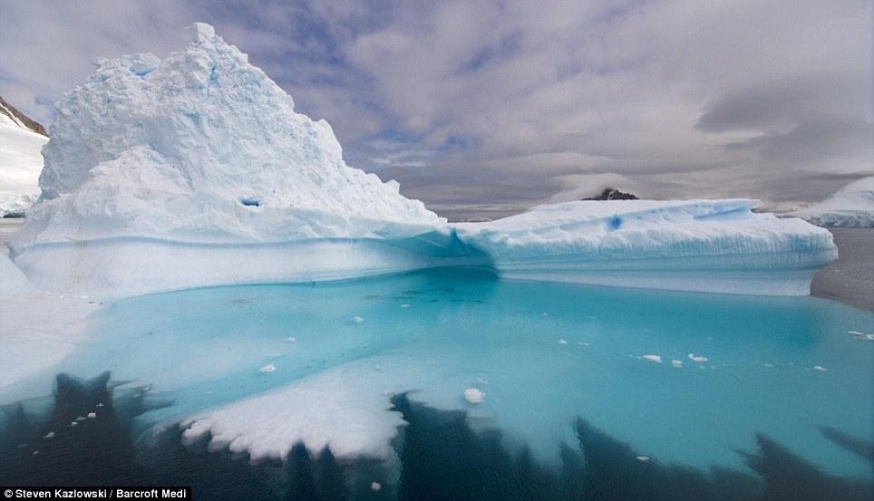 Esculturas de gelo 1