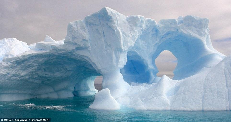 Esculturas de gelo 5
