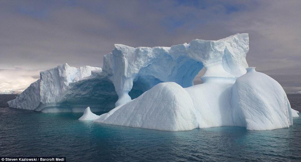 Esculturas de gelo 6