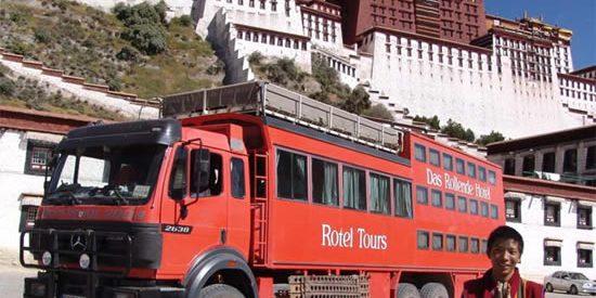 Rotel – Um hotel sobre rodas