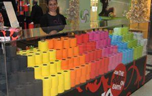 A primeira loja de papel higiénico do mundo 1