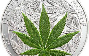 Nova moeda com a égide da marijuana 4