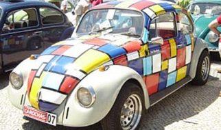 Curiosidades sobre o VW Carocha 3