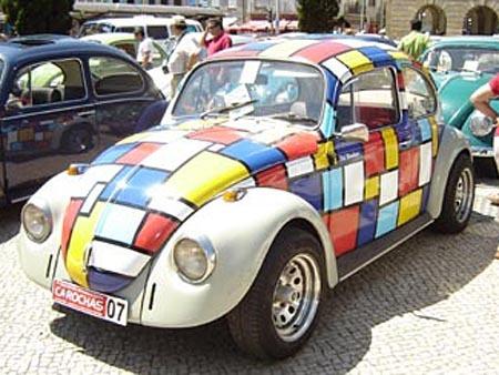 Curiosidades sobre o VW Carocha 1