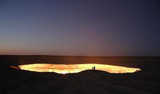 Darvaza - O Inferno na Terra 11