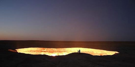 Darvaza – O Inferno na Terra